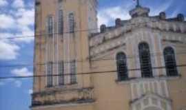 Pindobaçu - Igreja Matriz de Pindobaçu, Por Ronilson Carvalho